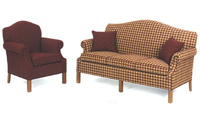 sofa-and-chair  | Kreamer Brothers | Country Furniture
